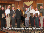 Craftsmanship Awards | Syracuse Builders Exchange (SBE) | Syracuse, NY